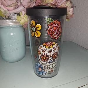 3/$19 💟Sugar Skull Tervis